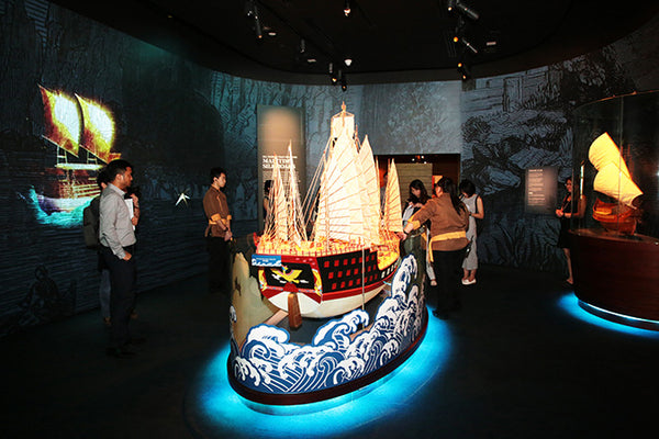 Brave the Seas at Maritime Experiential Museum