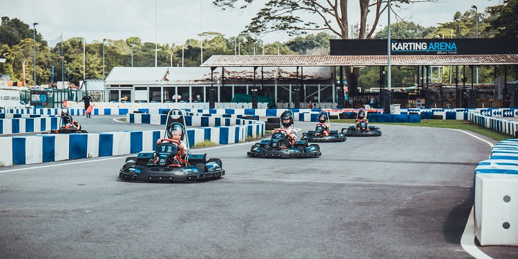 Masters of Speed 2020 – Go Kart Time Attack