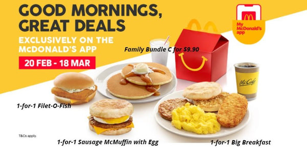 McDonald's Great Deals