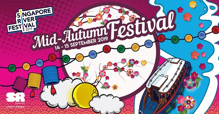 Join in the Mid-Autumn Festival at Robertson Quay!