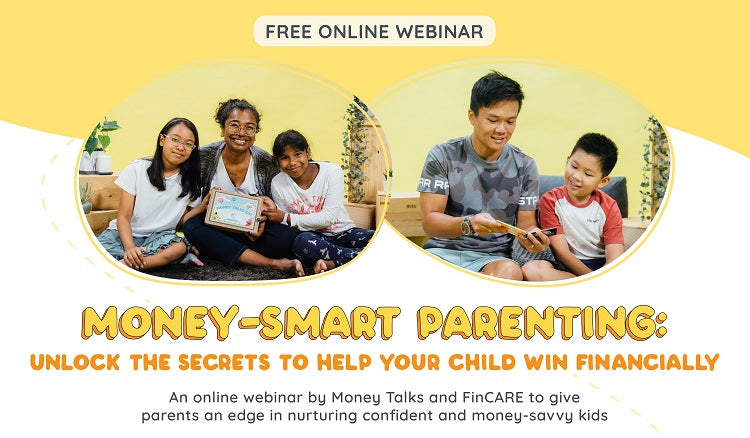 Money-smart Parenting_Unlock the secrets to help your child win financially