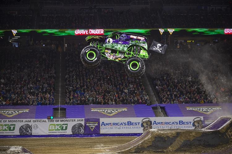 Year-End Holidays 2019: Monster Jam