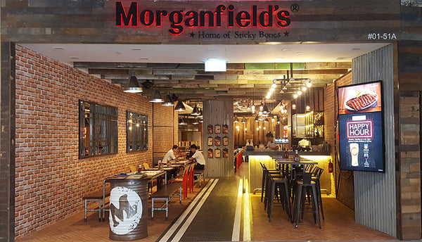 Morganfield's - VivoCity