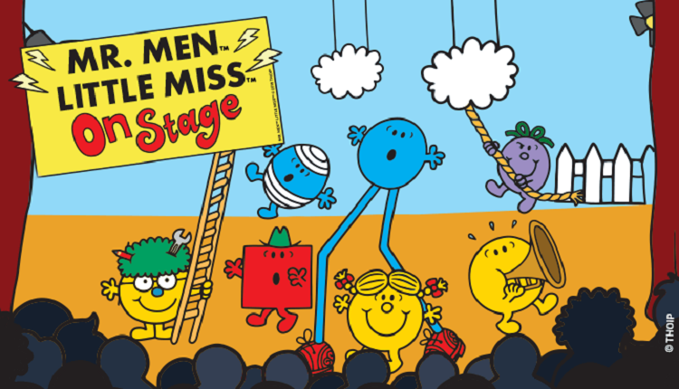 Upcoming Kids-friendly Performances - Mr Men & Little Miss