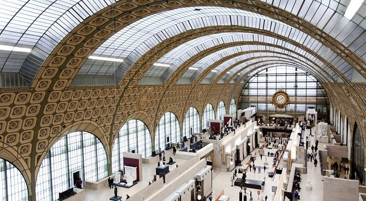 Noteworthy Museums to Explore from Home - Musee d'Orsay
