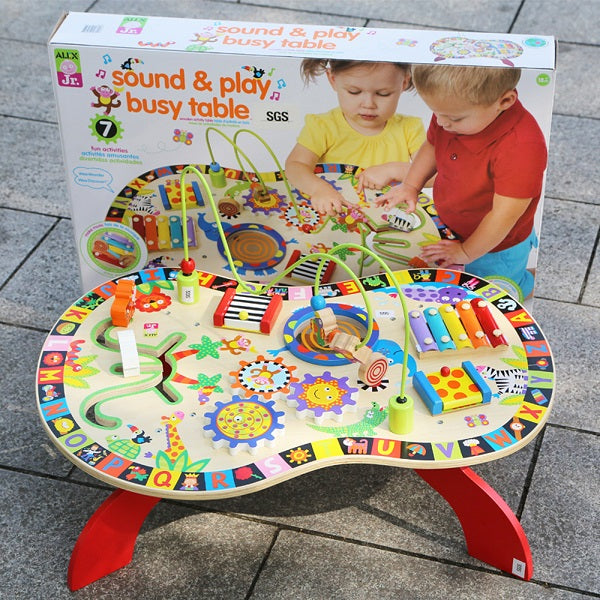 Musical Bench from T for Toys