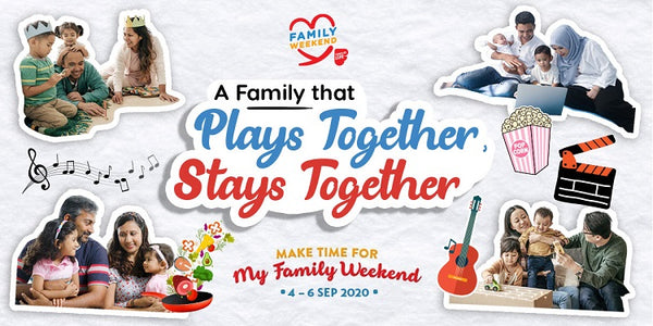 Families for Life - My Family Weekend 2020