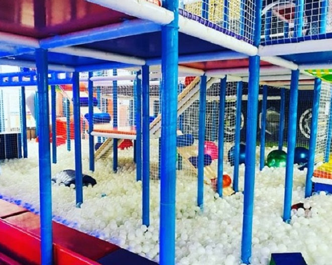 My Little Giant Indoor Playground