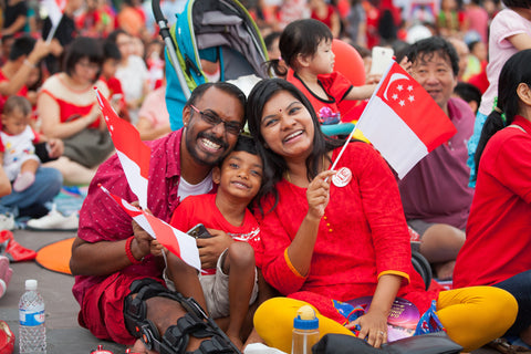 Singapore Sports Hub National Day Fiesta
