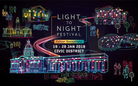 Top 5 Kids Events to Bring your LOs to For Singapore Art Week! - Light to Night 2018