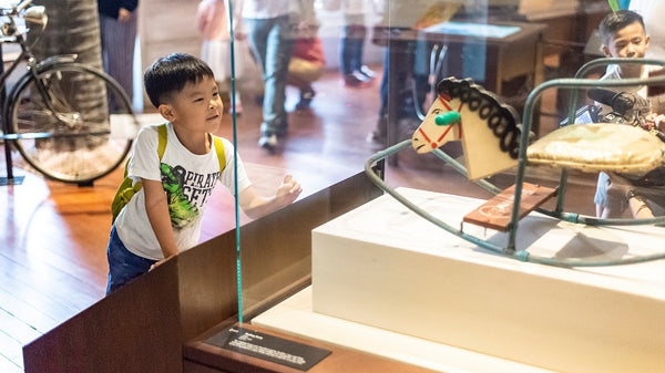 National Museum of Singapore: Get Curious!