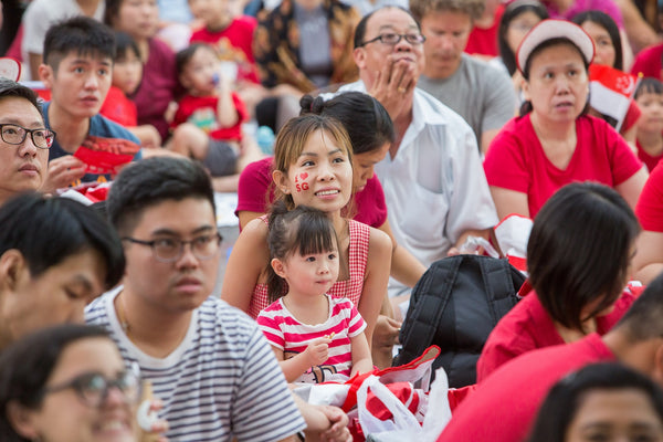National Day Open House 2018 at National Museum of Singapore