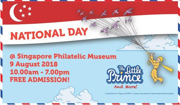 National Day at Singapore Philatelic Museum