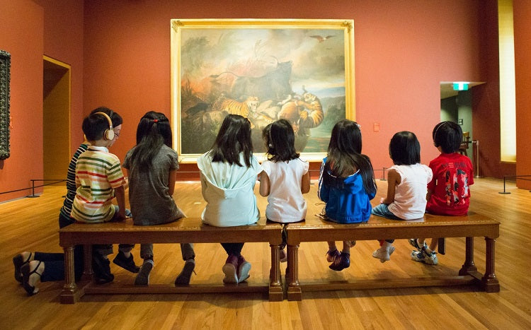 National Gallery Singapore – Gallery Kids!