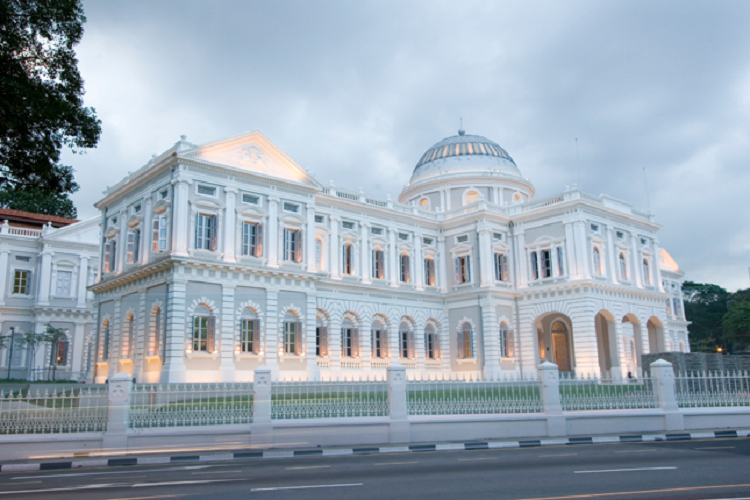 Drop in for Some Family Fun at National Museum of Singapore