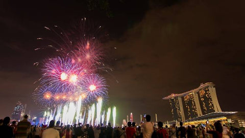 Things to do this Weekend: Top 6 Places to Watch New Year's Fireworks with you LOs! - The Lawn
