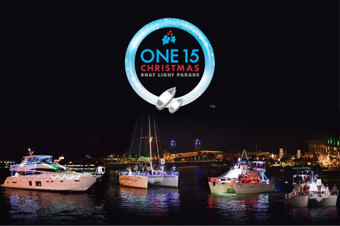 Things to do this Weekend: •	ONE15 Christmas Boat Light Parade™ 2017