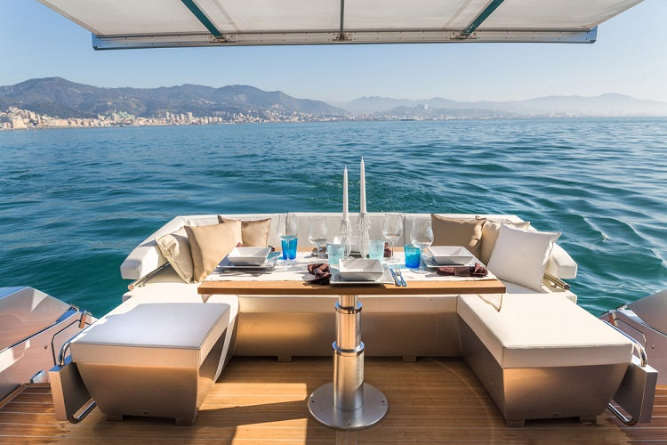 Sea-cations by ONE15 Luxury Yachting