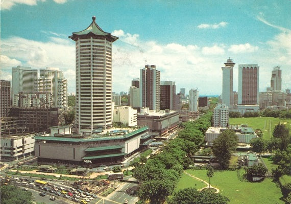 Orchard Road's Historical Gems - Tang Plaza