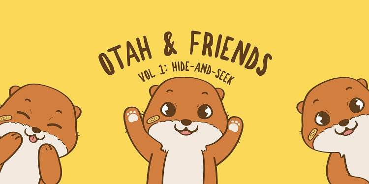 Otah & Friends | New Otter-themed Attraction