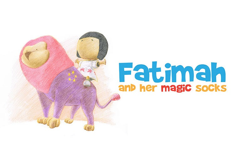 Upcoming Kids-friendly Performances - Fatimah and Her Magic Socks (sensory-friendly)