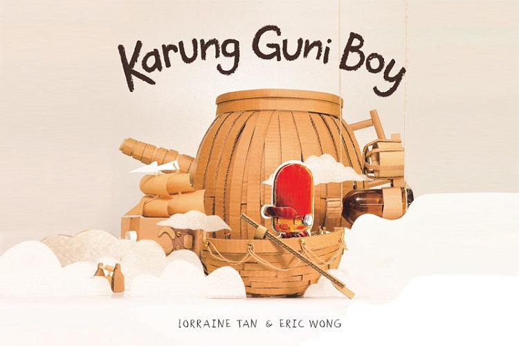 Upcoming Kids-friendly Performances - Karung Kuni Boy