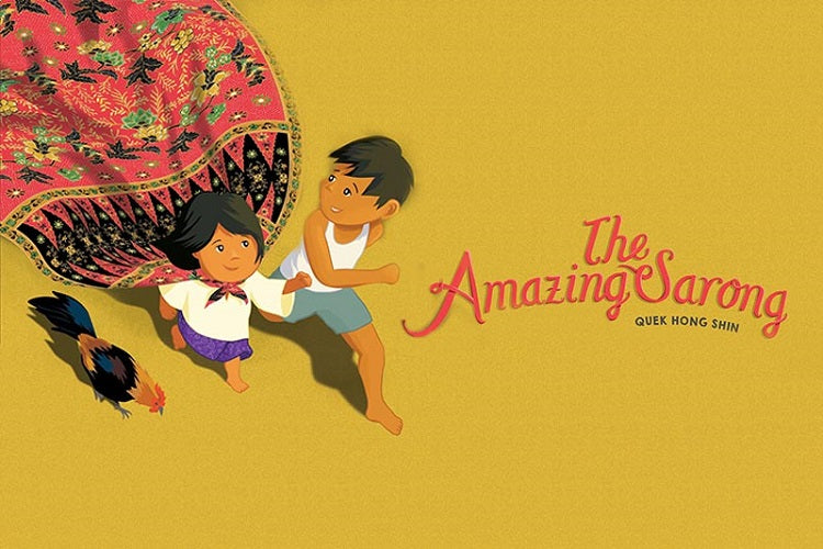 Upcoming Kids-friendly Performances - The Amazing Sarong