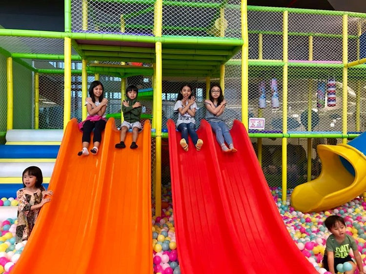 PLAYtopia Indoor Playground - Our Tampines Hub