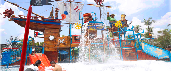 6 Best Places to Indulge in Water Play with Little Ones in Singapore - Palawan Pirate Ship