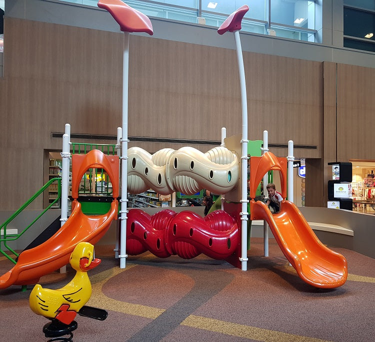 7 Free Indoor Playgrounds - Paragon Playground