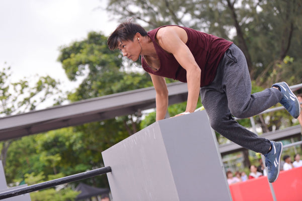 Parkour Playspace