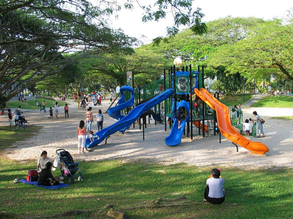 MUST GO: 10 Best Outdoor Playgrounds You Must Go with Your Little Ones - Pasir Ris Park