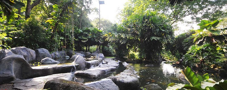7 Popular Family-friendly Attractions to Visit in Kuala Lumpur - Perdana Botanical Gardens