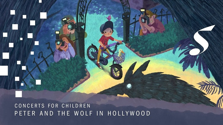 Get Your Tickets Early for Peter and the Wolf in Hollywood!