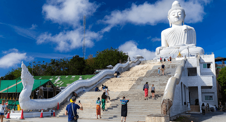 6 Short Family-Friendly Getaways from Singapore - Phuket Big Buddha