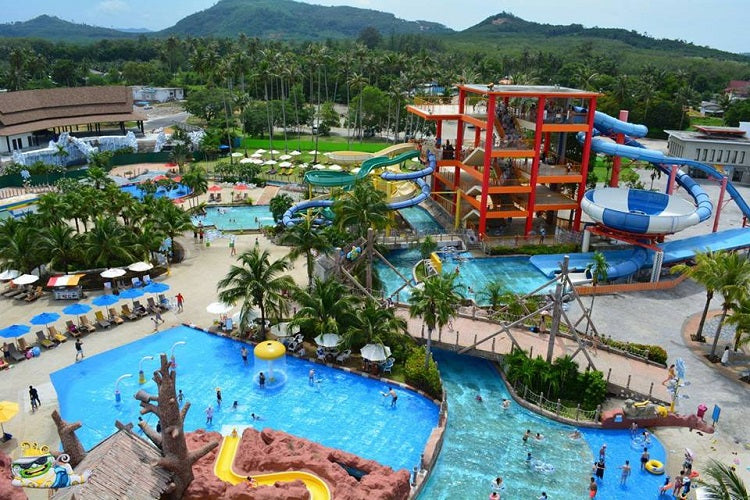 6 Short Family-Friendly Getaways from Singapore - Phuket Jungle Splash World