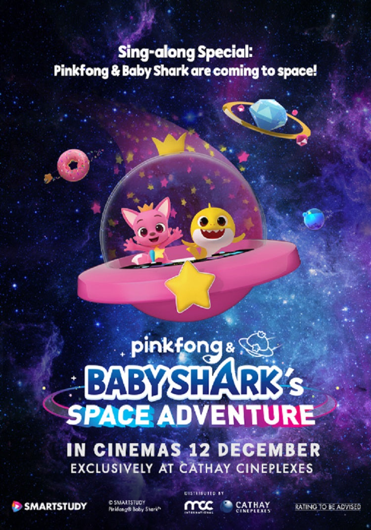 Pinkfong and Baby Shark's Space Adventures