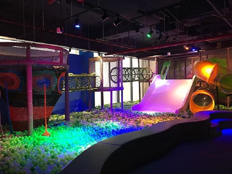 Pirate Land Indoor Playground