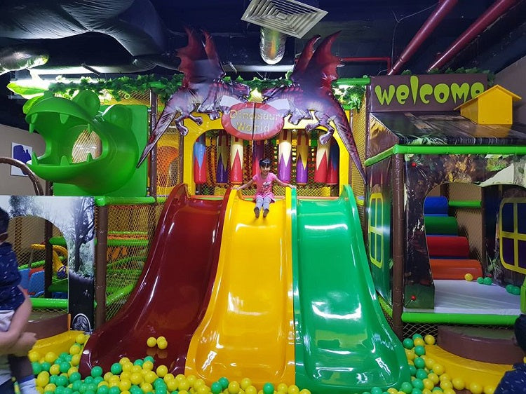 Play Fit Indoor Playground