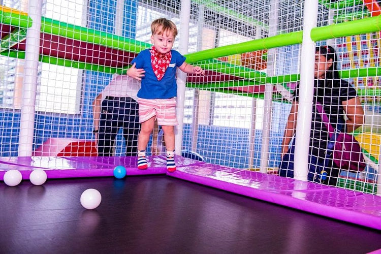 Playkeroo Indoor Playground