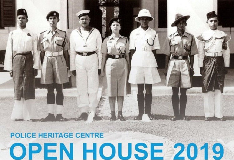 Register Now for The Police Heritage Centre Open House!