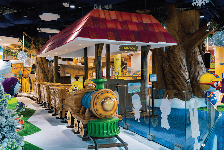 Pororo Park Indoor Playground
