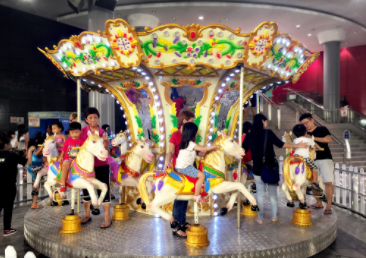 Things to do this Weekend: Go Big on Fun with Your LOs @ Punggol Big Carnival! - Carousel