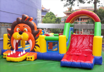 Things to do this Weekend: Go Big on Fun with Your LOs @ Punggol Big Carnival! - Inflatable