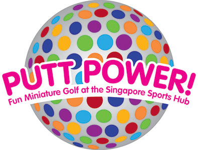 Play Miniature Golf at Power Putt! At Singapore Sports Hub!