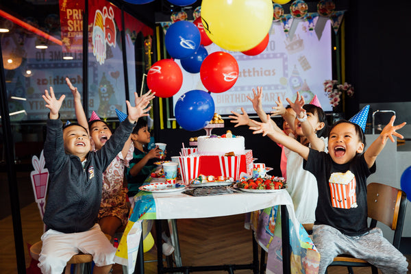 TimeZone Birthday Party Package