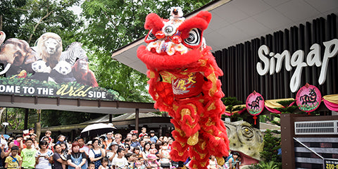 Things to do this Weekend: Join the Wildlife of Singapore with Your LOs in Celebrating this Chinese New Year! - RS