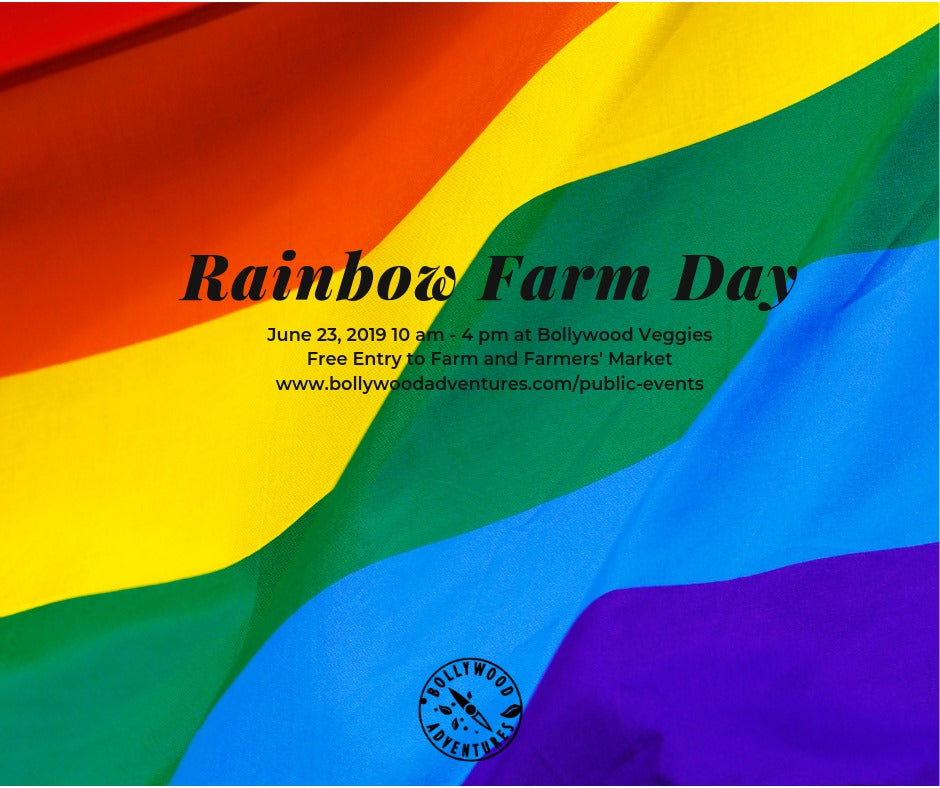 Go Farming with Your Tots at The Rainbow Farm Day!