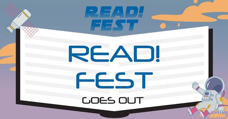 Enter a Whimsical Reading Space at Read! Fest!