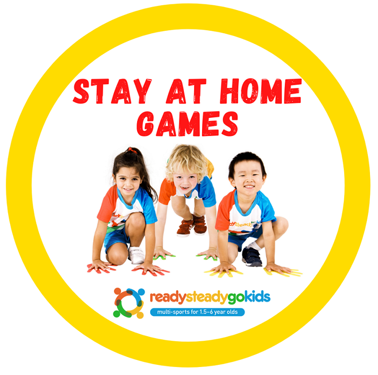 Ready Steady Go Kids Singapore – Stay-at-Home Games [Contest]